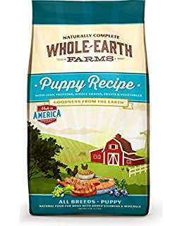 Whole Earth Farms Grain Free Puppy