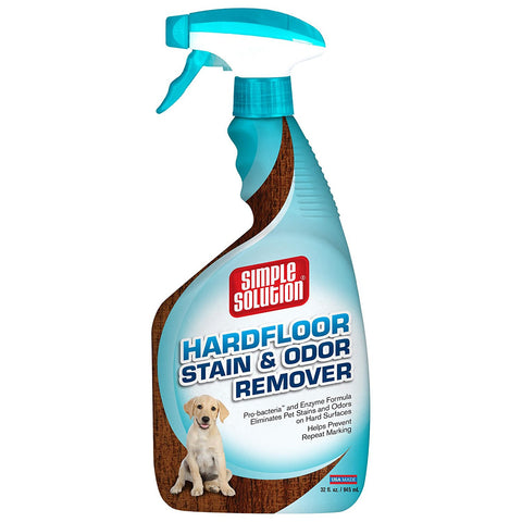 Simple Solution Hard Floor Stain/Odor Remover 32oz