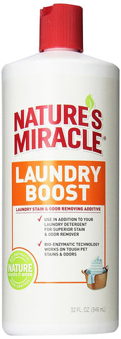 Nature's Miracle Laundry Boost Stain And Odor Additive