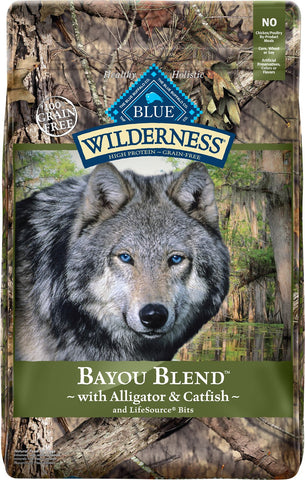 Blue Buffalo Wilderness® Bayou Blend For Adult Dogs