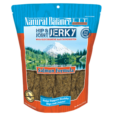 Natural Balance 4OZ Salmon H&J Jerky