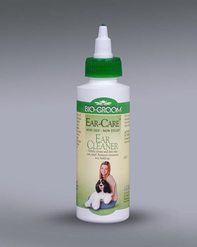 Bio-Groom Ear Care Cleaner And Wax Remover 4oz