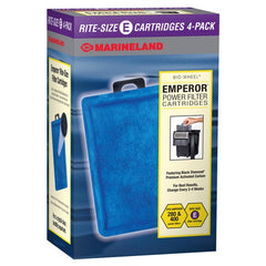Marineland Emperor Filter Cartidge 4 pk.