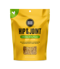 BIXBI Hip and Joint Functional Jerky Dog Treats - Chicken