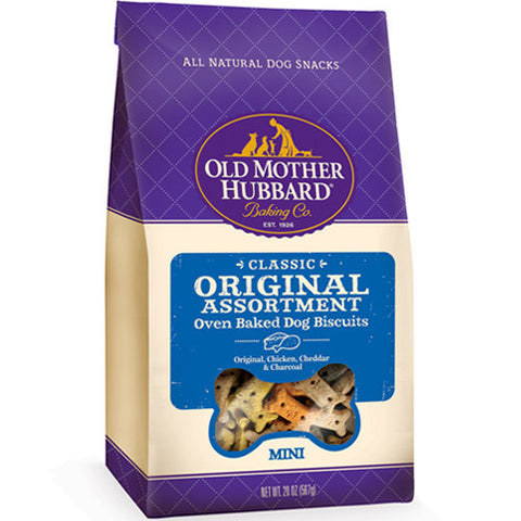 Old Mother Hubbard Original Assortment Mini Biscuits