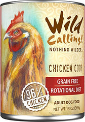 Wild Calling 13oz Canned Dog Food