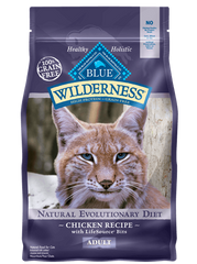 Blue Wilderness® Chicken Dry Food for Cats