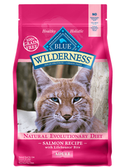 Blue Wilderness® Salmon Dry Food for Cats