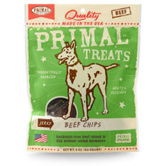 Primal Pet Chips Grain and gluten free