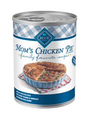 BLUE Family Favorite Recipes® Mom's Chicken Pie