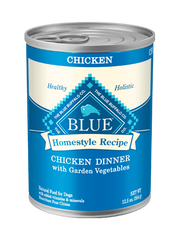 BLUE Homestyle Recipe® Chicken for Dogs