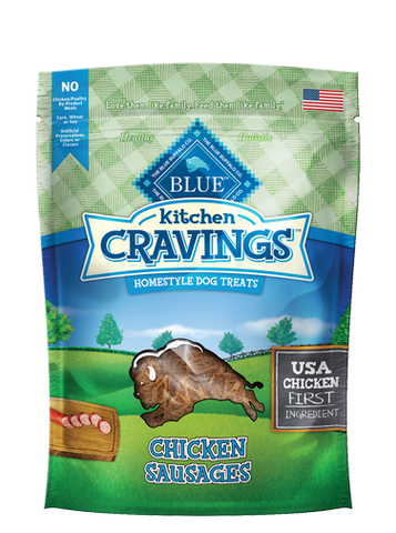 BLUE Kitchen Cravings™ Chicken Sausages