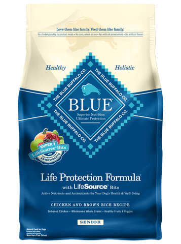 Life Protection Formula® Chicken and Brown Rice Recipe for Senior Dogs