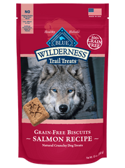 BLUE Wilderness Trail Treats® Salmon Biscuits