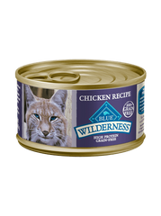 BLUE Wilderness® Chicken Canned Cat Food