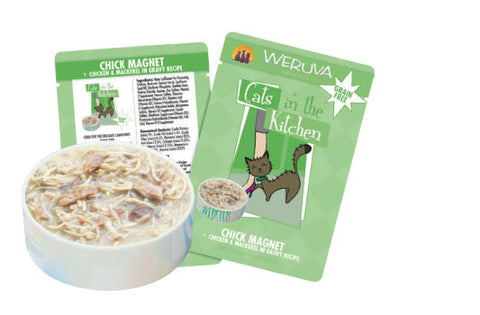 Weruva Wet Cat Food Recipes