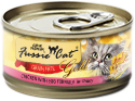 Fussie Cat Canned Recipes