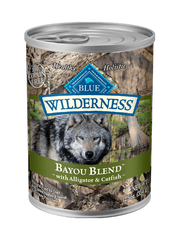 BLUE Wilderness® Bayou Blend Canned Dog Food