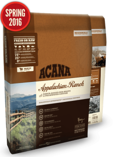 Acana Appalachian Ranch Dry Dog Food