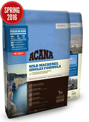 Acana Singles Formula - Wild Mackerel Dog Food