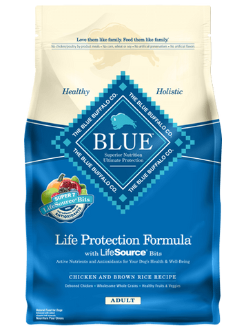 Blue Buffalo Life Protection Formula® Chicken and Rice for Adult Dogs