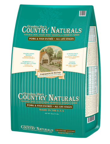 Country Natural Farmhouse Blend Dog Food