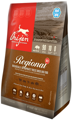 Orijen Dog Adult Freeze Dried Regional Red,  16oz