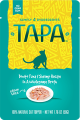 TAPA Recipes in Wholesome Broth