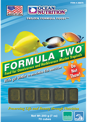 Ocean Nutrition Formula Two Cubes 3.5 oz