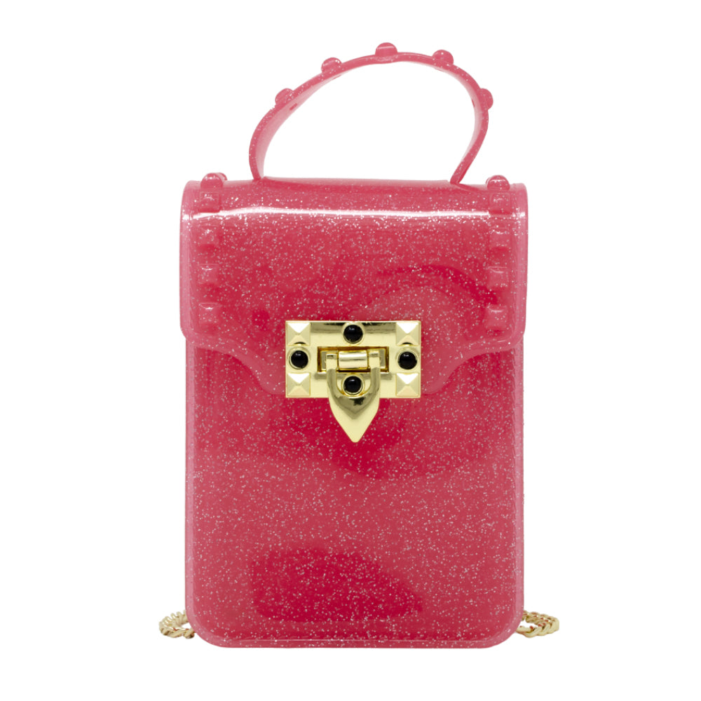 JELLY MINI BAG WITH BUCKLE