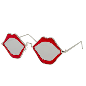 Red Lips Sunglasses