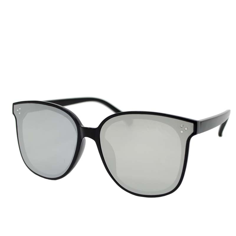 Wayfarer Crystal Black Sunglasses