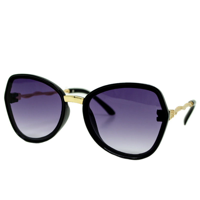 Bow Sunglasses - Black