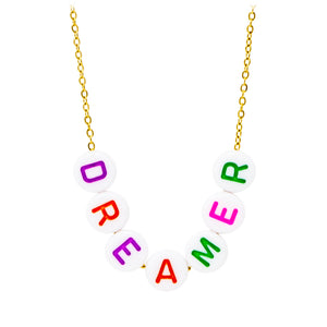 Dreamer Bead Necklace