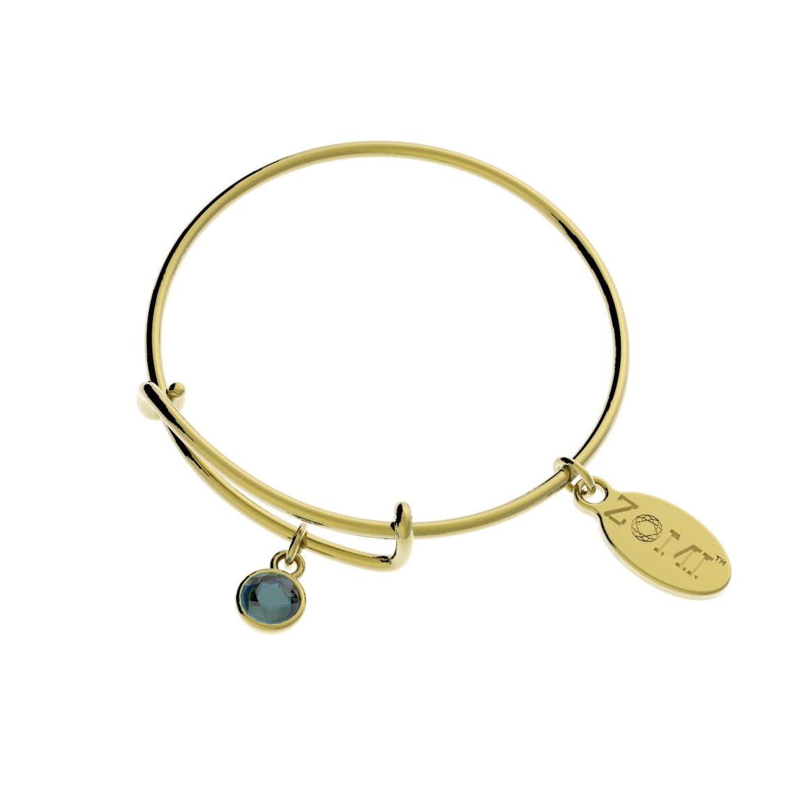 KIDS BRACELET | MARCH - AQUAMARINE