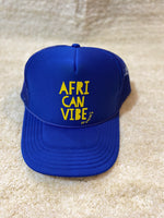 AFRI CAN VIBE TRUCKER HAT