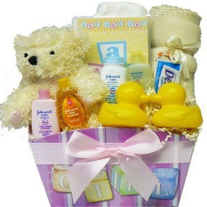 Its a Girl Gift Basket