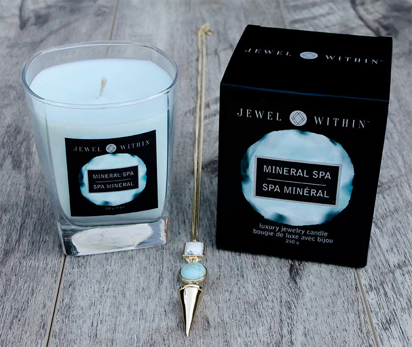Luxury Jewelry Candles