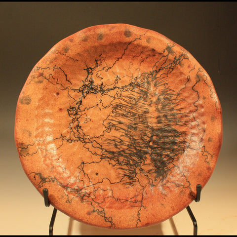 Horsehair Platter, Large Round