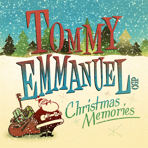 Christmas Memories CD (2016)