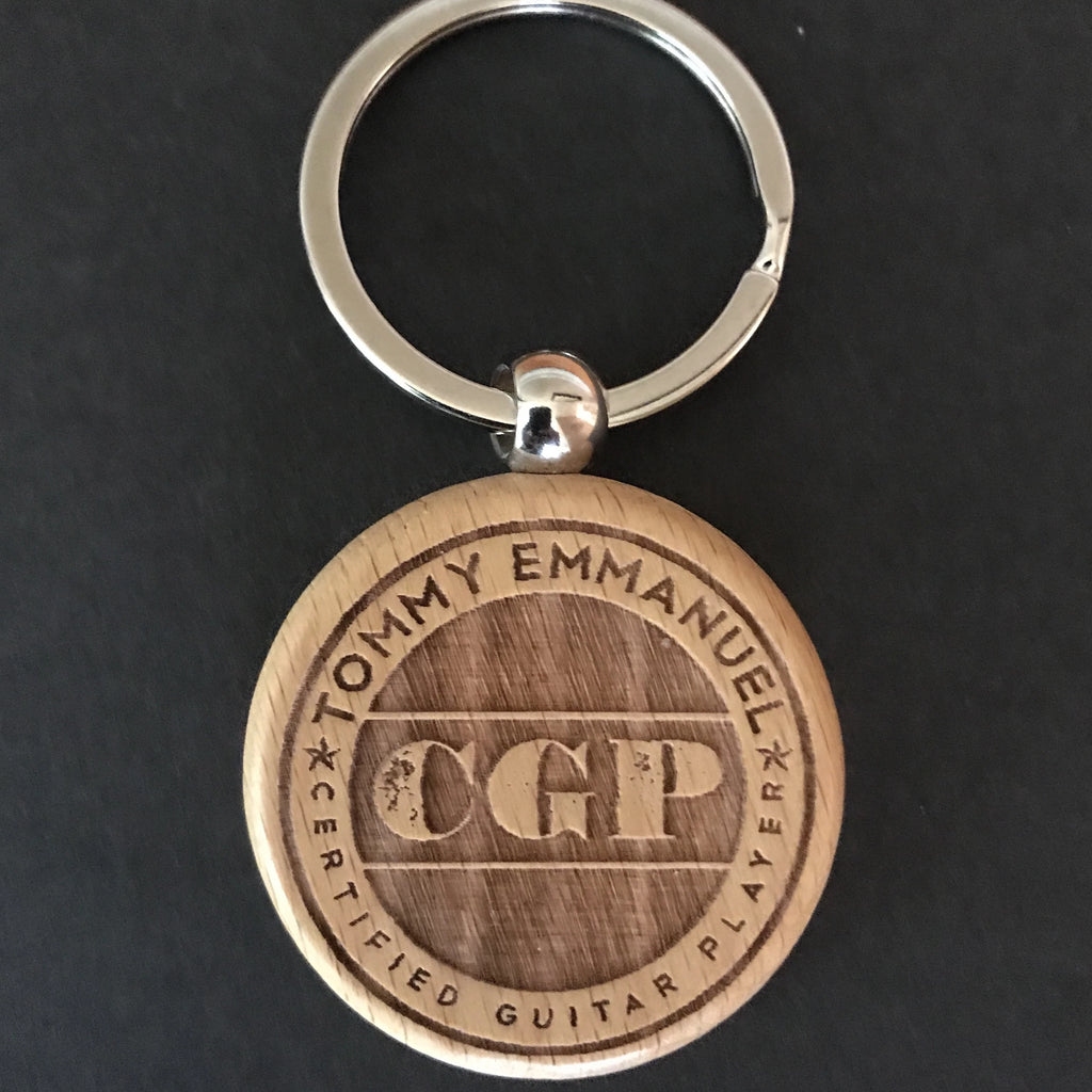 TE CGP Key Chain