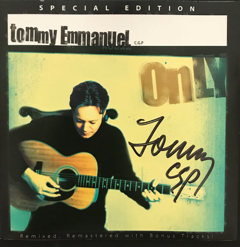 """Only"" CD (1999) AUTOGRAPHED"