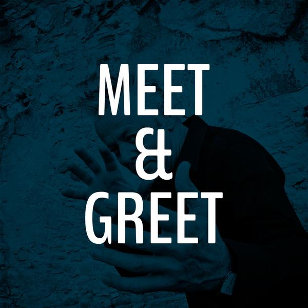 2021-10-14 Moscow, Russia - Crocus City Hall - Meet & Greet