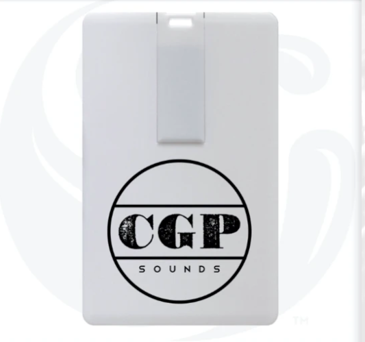 Guitar Tab Guitar Pro Files - USB Drive (.GPX)
