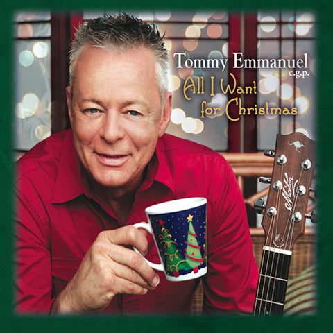 """All I Want For Christmas"" Holiday CD (2011)"