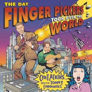 The Day The Finger Pickers Took Over The World CD (1997)