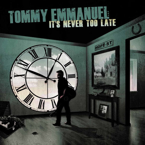 """It's Never Too Late"" CD (2015)"