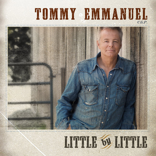"""Little By Little"" Double CD (2010)"