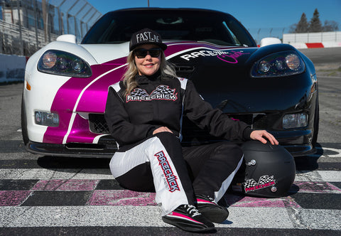 Racechick Founder Carrie Willhoff