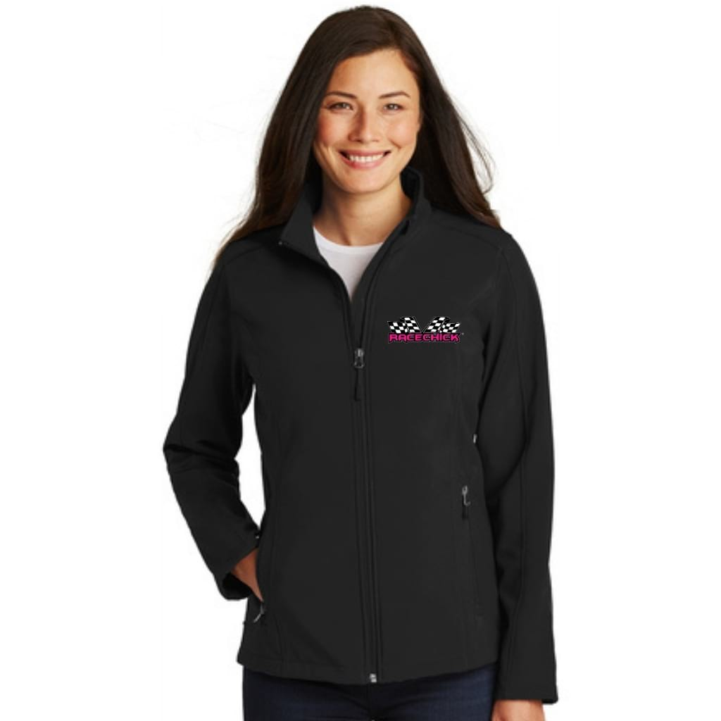 Racechick Soft Shell Jacket